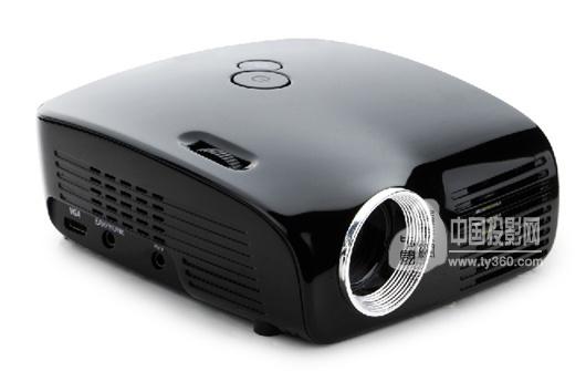 红蝶科技推出全球首款XGA分辨率的微型投影光机